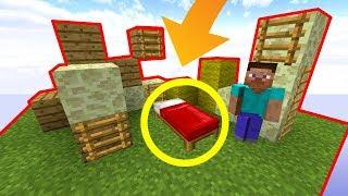 LA PIRE BASE DU MONDE ! | Minecraft Bed Wars