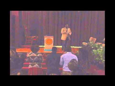 Zoe Ministries Prophetic Revival with Prophet Daniel Amoateng Day 1 04/04/16