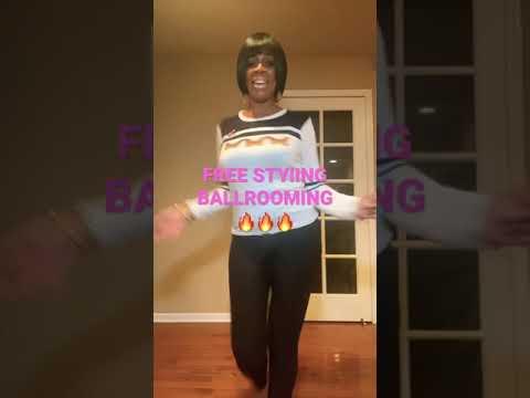 Ballroming To Chris Brown ft.Drake – No Guidance.   #Short