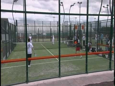 ITV Introduces Padel Tennis to the UK
