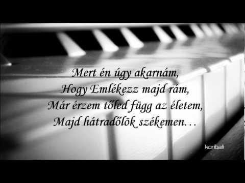 """Dés László - Emlékem vagy (magyar """"fél"""" karaoke) by Koribali"""