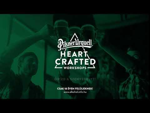 Pilsner Urquell Heart Crafted Workshops