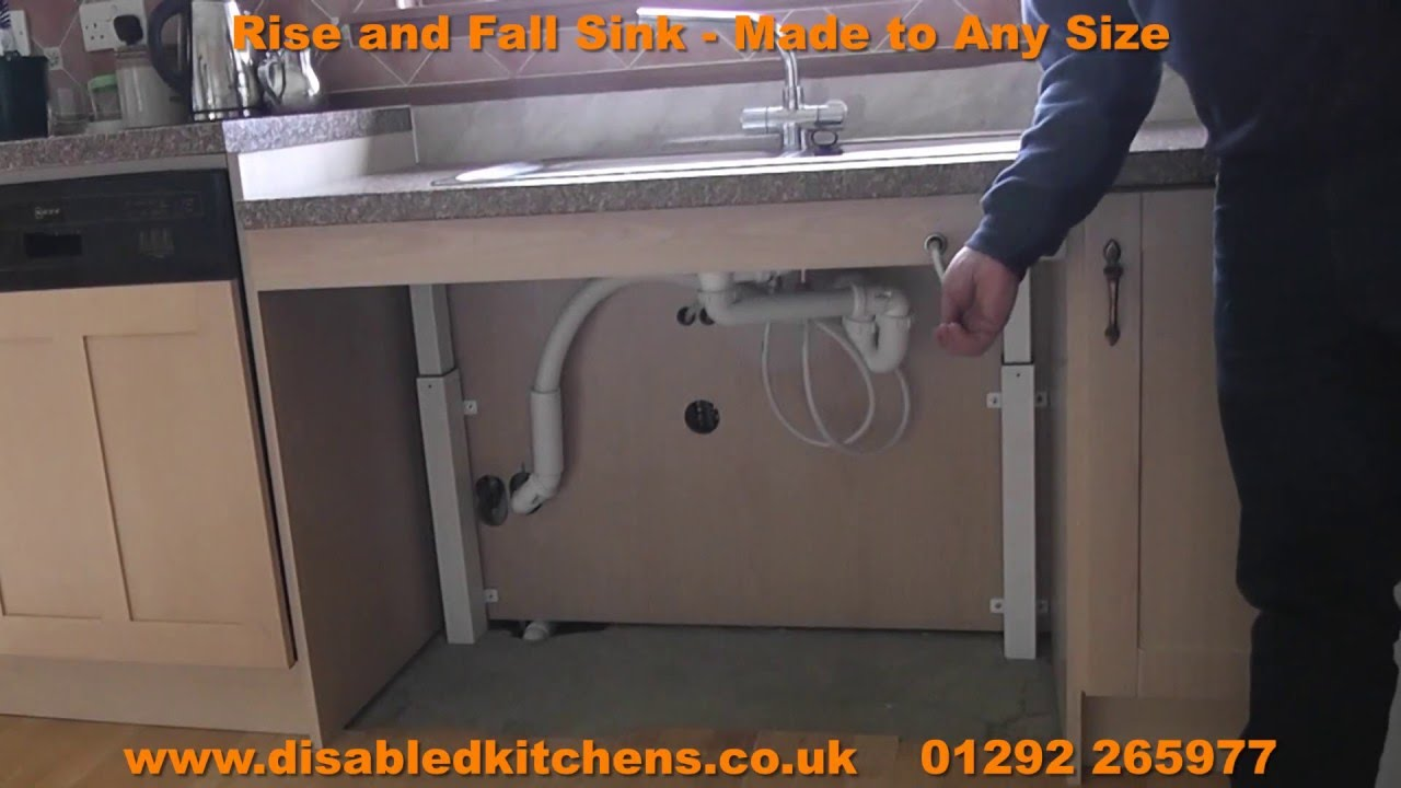 How To Make A Kitchen Sink Unit