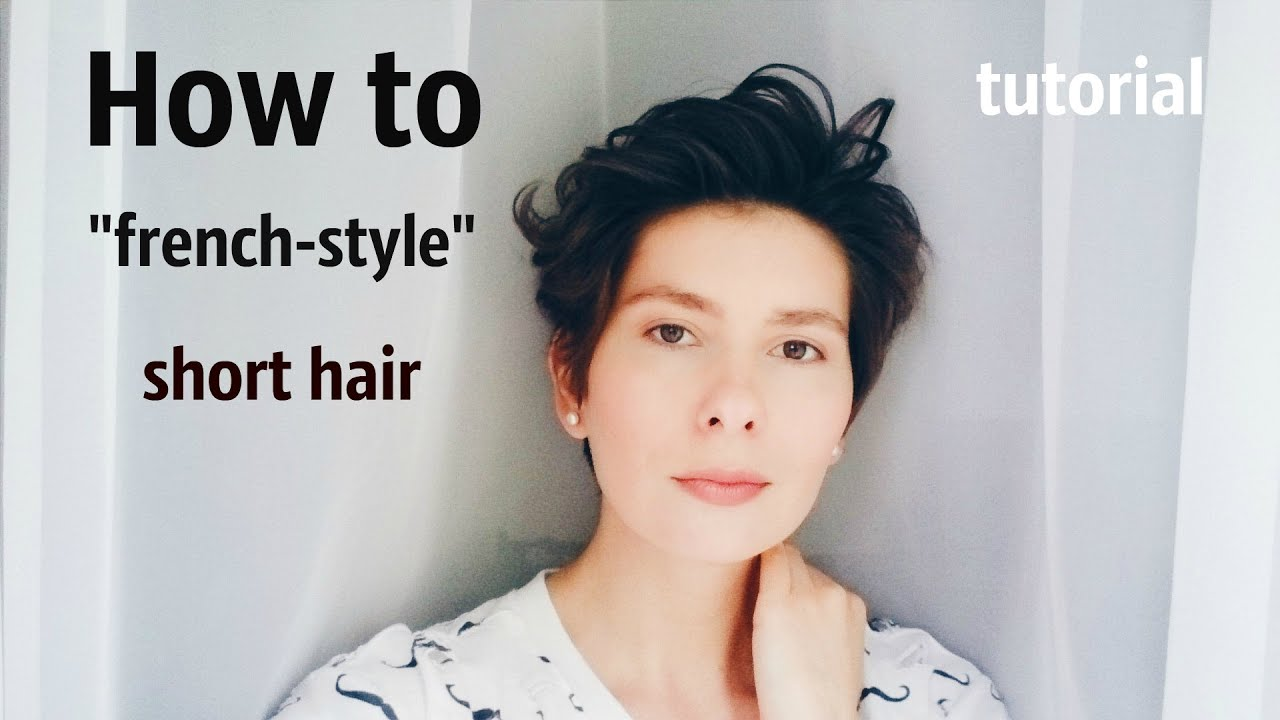 hair french style how to quot style quot on hair 5274 | maxresdefault