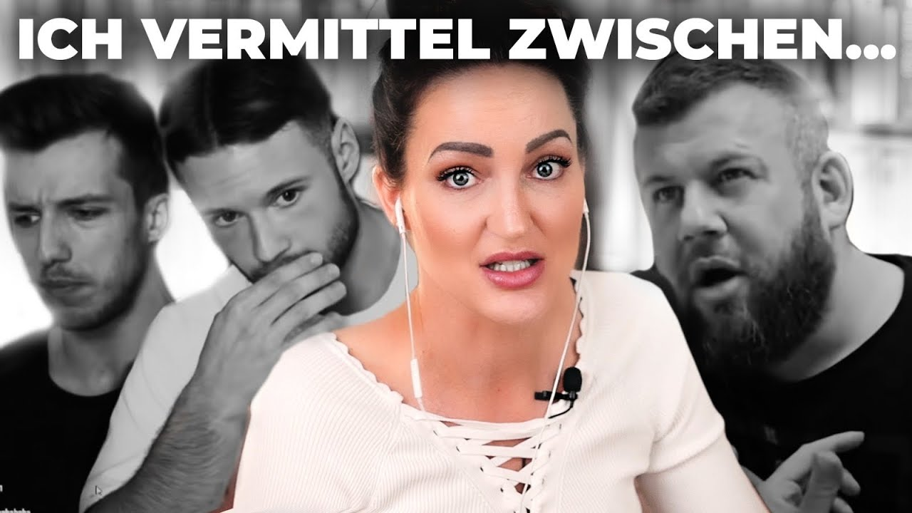Reaktion: Tim Gabel, Inscope und Matthias Clemens | sie sprechen 2 Sprachen | Loyalität