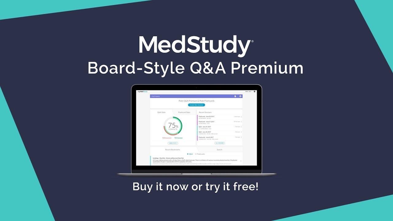 Internal Medicine Board-Style Q&A Premium | IM Question Bank