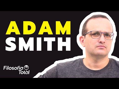O livre mercado de Adam Smith - Prof. Anderson