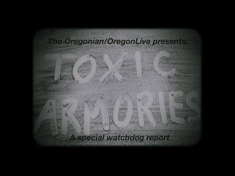 Search database of lead contamination at 424 National Guard armories