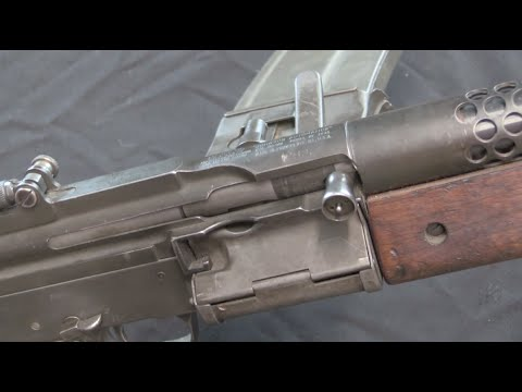Johnson LMG: History & Disassembly