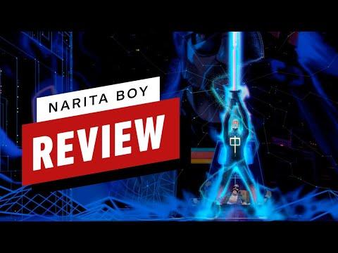 Состоялся релиз Narita Boy на Xbox One и Xbox Series X | S – игра сразу попала в Game Pass