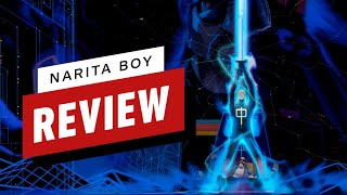 Narita Boy Review (Video Game Video Review)