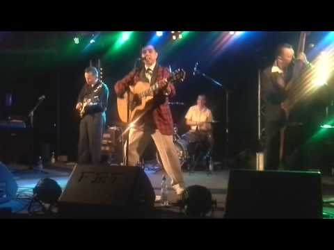 Pep Torres with Finnish all -Stars : it ain't rocket Science ( it's just rockabilly)