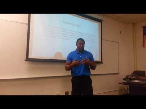 My Bodybuilding Presentation