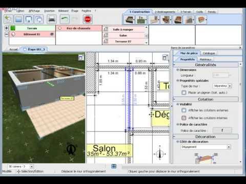 3D Home Design By Livecad Tutorials 04 Split Levels