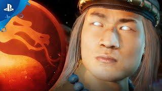 Mortal Kombat 11: Aftermath – Official Reveal Trailer   PS4