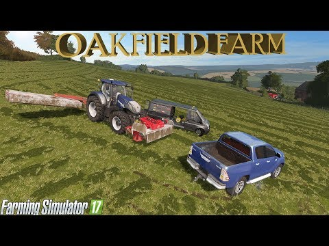 BETTER CALL THE THE MECHANIC! | OAKFIELD FARM EP - 22  | FS17