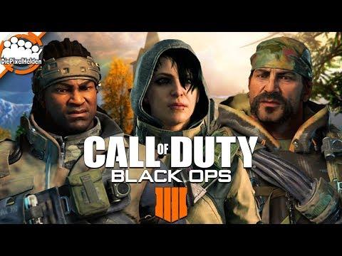 CALL OF DUTY: BLACK OPS 4 #13 - Der Fluch der Aufnahme - Let's Play CoD: Black Ops 4 thumbnail