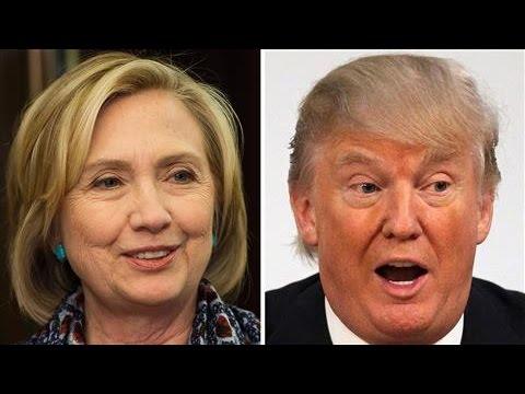 New Poll: Clinton's Lead Shrinks as Trump Gains Momentum