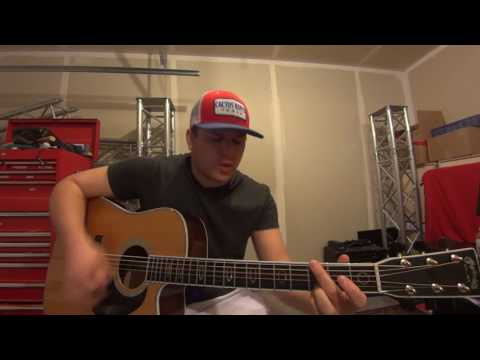 """My Girl"" - Dylan Scott Cover by Zach Thomas"