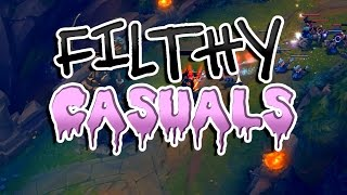 Instalok - Filthy Casuals (Maroon 5 - Animals PARODY)