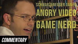 [Blind Reaction] Schwarzenegger Games - Angry Video Game Nerd