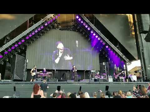 James Arthur Live at Wheatland California 2017