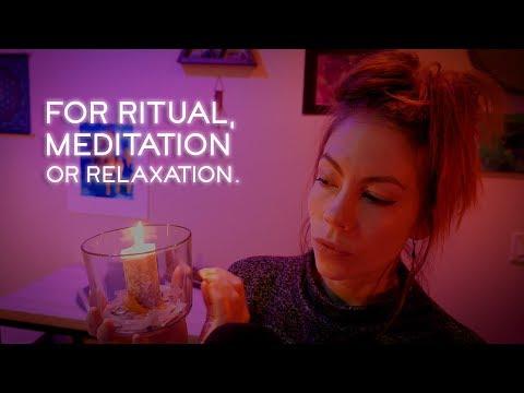 Manifest via Ritual, Meditation, Dreamwork or Simply Relax, with ASMR