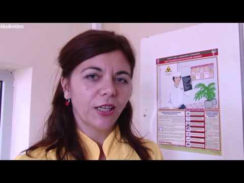 Видеовизитка старшего рентгенлаборанта Ошмянской ЦРБ