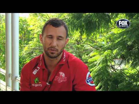 Rugby HQ: 1 on 1 with Quade Cooper