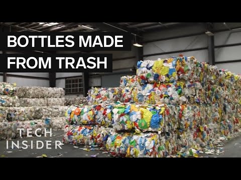 How One Company Turns Plastic Waste Into Reusable Packaging