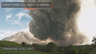 Sinabung Volcano - Everything You Need To Know In 60 Seconds... thumbnail