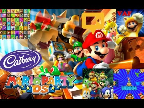 BigMarioFan100's Live Event #24 (Mario Party DS Mayhem)