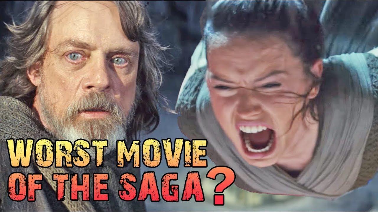 Звёздные войны. Эпизод 8: Последние джедаи / Star Wars VIII: The Last Jedi [2017]: «Звёздные войны: Последние джедаи» — зритель схавает