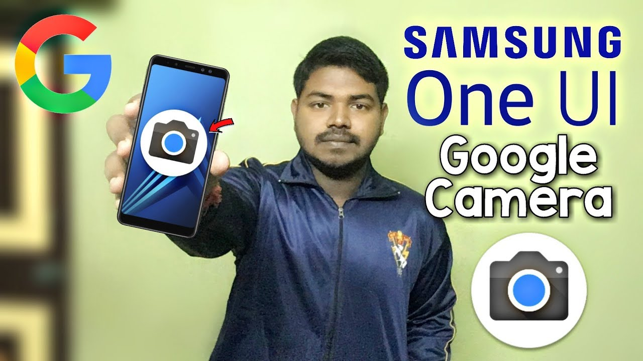 Google Camera 6 1 for Samsung Devices with Night Sight