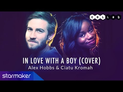 Kaya Stewart | In Love With A Boy | Alex Hobbs and Ciatu Kromah Collab Lab Cover