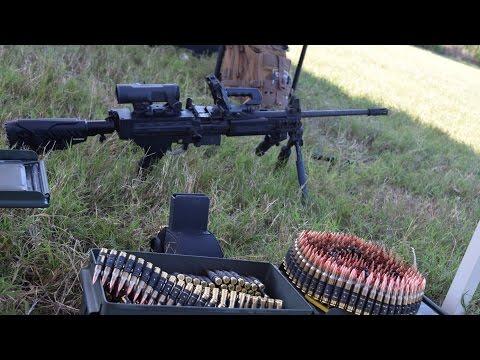 IWI NEGEV Light Machine Gun: Belt Fed Excellence: Big 3 East