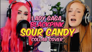 Baixar Lady Gaga, BLACKPINK - Sour Candy (Bianca & Red Cover)