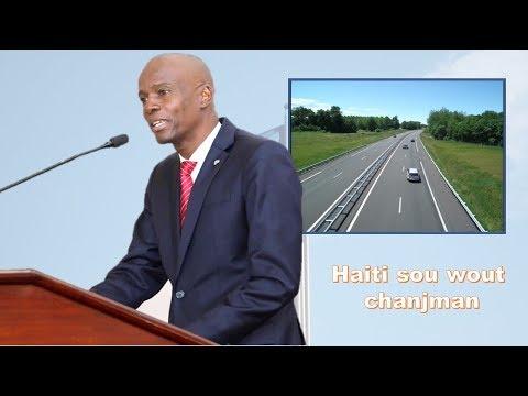 Haiti sou wout developman - Radio Signal FM - Moman Verite...
