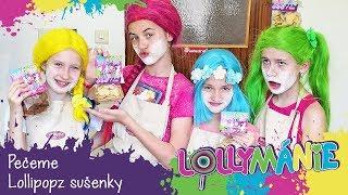 Lollymánie S02E28 - Pečeme Lollipopz sušenky!