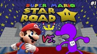 Stream Highlight | Twitch vs. SM64 - Super Mario Star Road - #1
