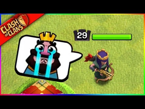 BEST. DEFENSE. EVER. ▶️ Clash of Clans ◀️ THIS ONE MADE MY DAY, AGAIN.
