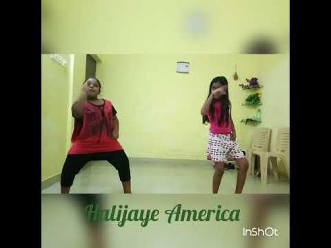 HALIJAYE AMERICA BY LUCKKY AMEET