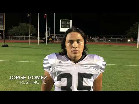 Edcouch-Elsa vs Rio Hondo Scrimmage Post Game Interviews
