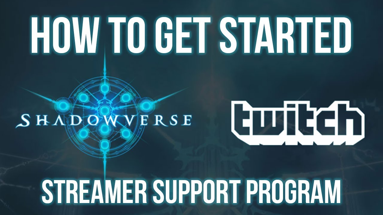 Frequently asked questions : Shadowverse Streamer Support