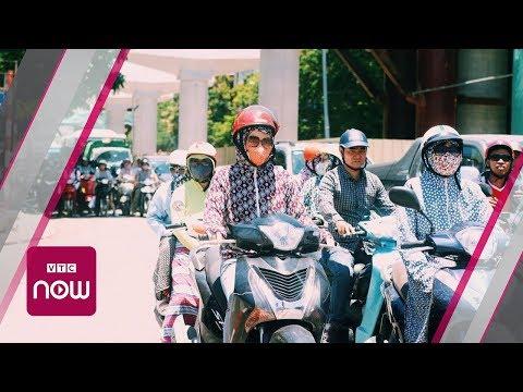 Nắng nóng ở Hà Nội đạt mức nguy hiểm cho da | VTC Now