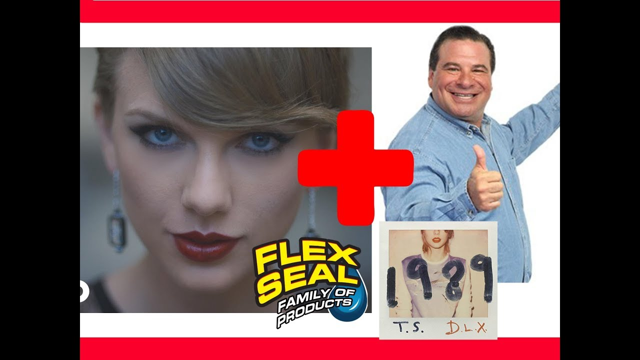 Taylor Swift Phil Swift Parody Meme Vine Blank Space Flex Tape Seal Youtube