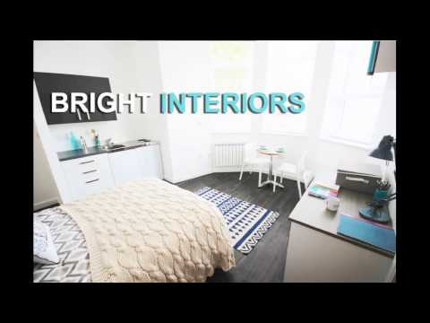 The Registry: luxury student Halls of Residence, Portsmouth
