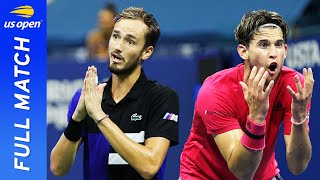 Daniil Medvedev vs Dominic Thiem Full Match | US Open 2020 Semifinal