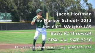 Jacob Hoffman Baseball Recruiting