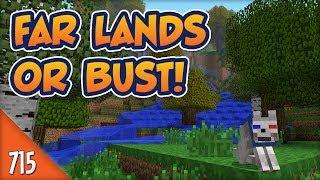 Minecraft Far Lands or Bust - #715 - Gotcha Day